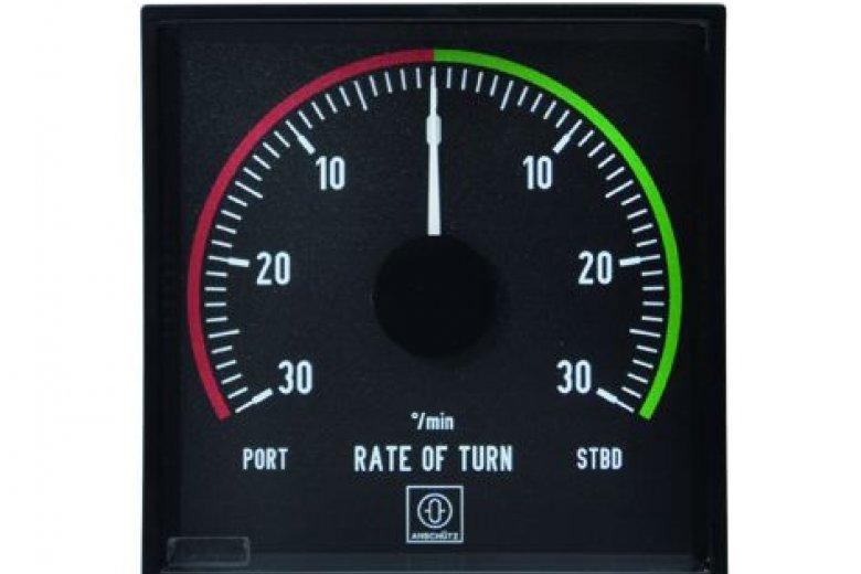 Raytheon Anschutz Rate Of Turn System Tnlcom Gr
